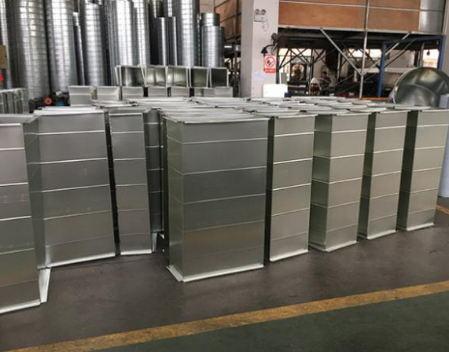 空调风管道镀锌板与非金属板材如何选择